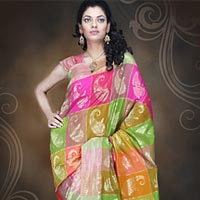 Sarees that brings the substances out of you