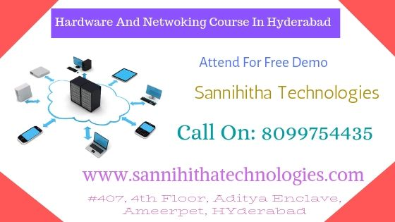 Computer Hardware and Networking Training in Hyderabad