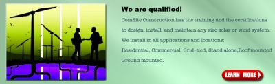 Comsite Construction Inc
