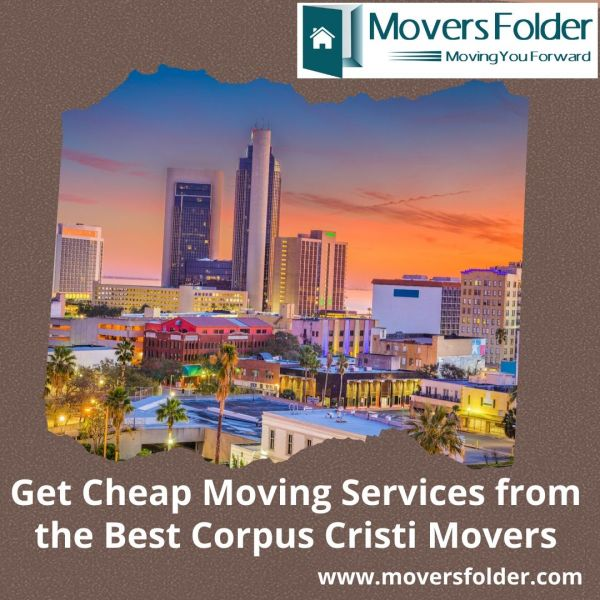 Get the Best Moving Services from Corpus Christi Movers
