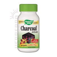 Nature's Way Charcoal, Activated 280 MG 100 Caps