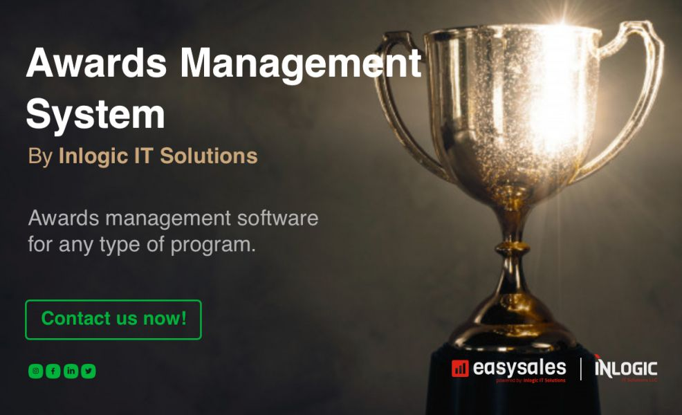 Award Management System by INLOGIC
