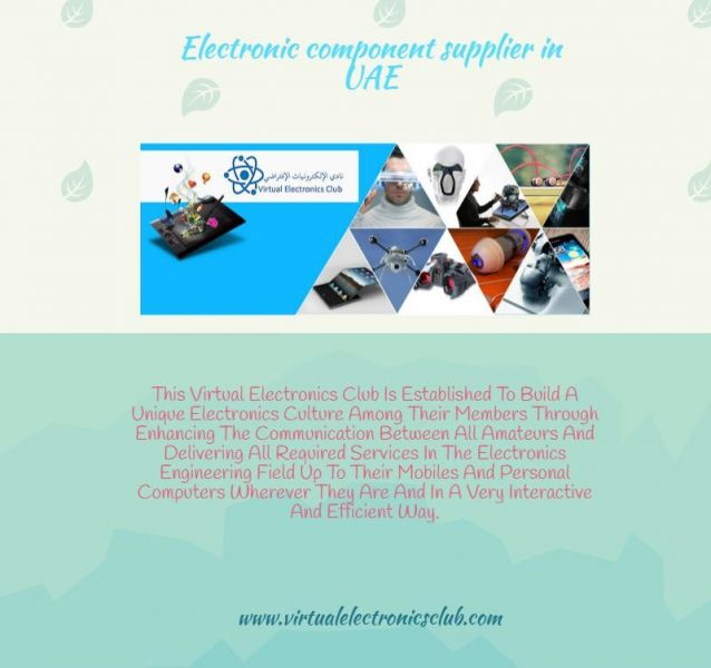 Electronic component supplier
