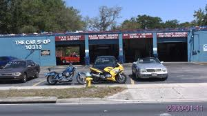 THE CAR SHOP, USED CAR SUPERMARKETS
