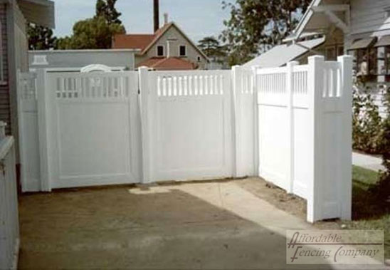 Privacy Fence Fountain Valley