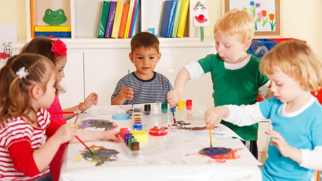 Top 10 preschools in Gurgaon