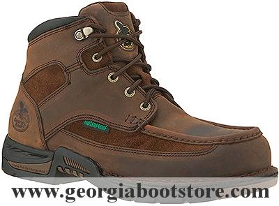 Great variety of Women Georgia boots