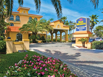 best western seaside St.Augustine beach