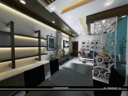 For all   interiors and exteriors work