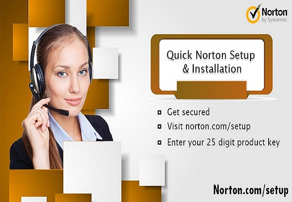 How to Install and setup norton  software in computers ?