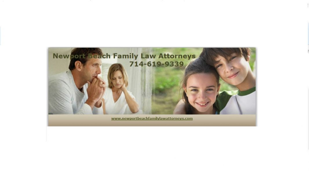 Newport Beach Family Law Attorneys