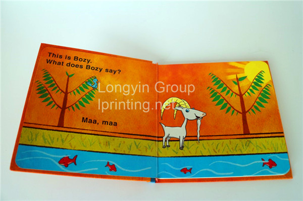 Children Board Book Printing,Custom Book Printing Service, Printing in China