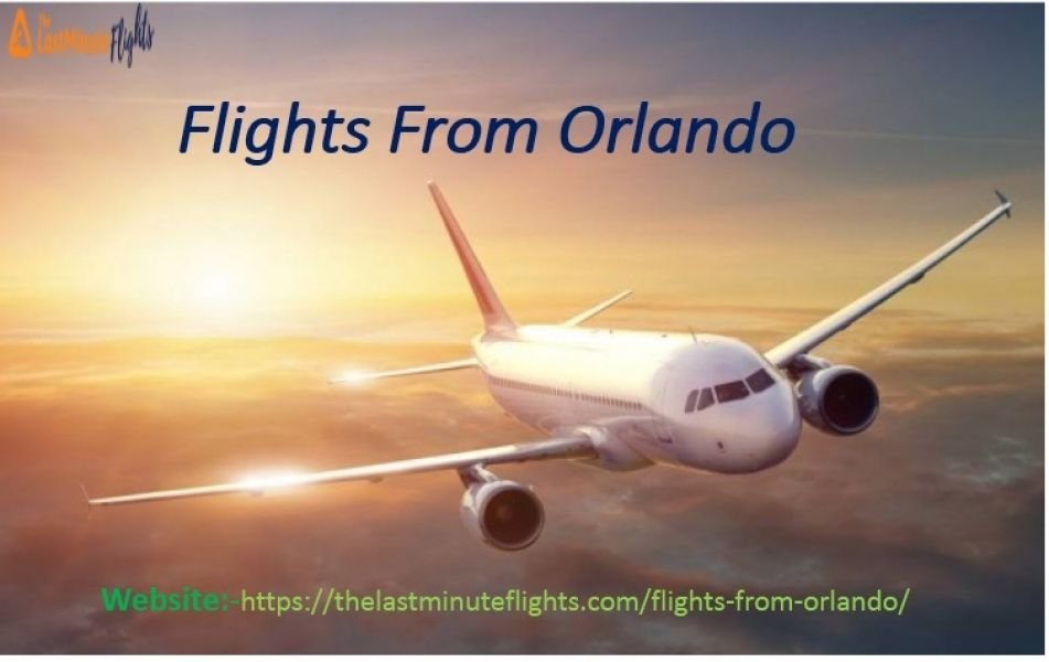 You Can Save More on Your Flights From Orlando to Anywhere!
