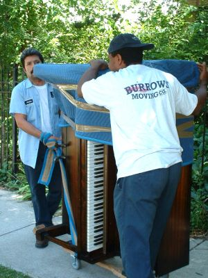 Piano Services: Piano Movers, Piano Tuning, Piano for Sale