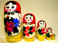 Aldan-Russian Dolls By Alkotagifts