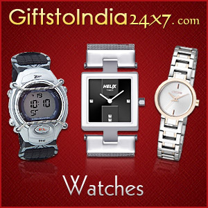 Latest Range of Watches available at GiftstoIndia24x7.com