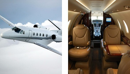 Private Jet Charter Flights