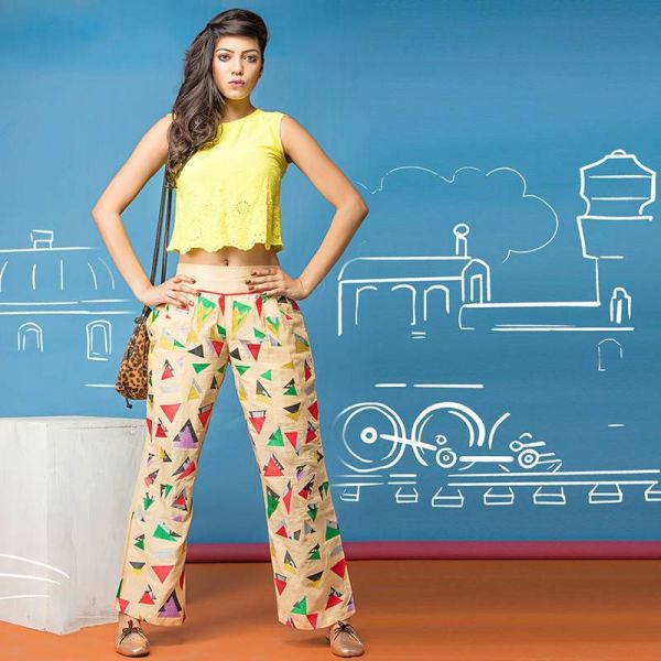 Latest Fashionable Palazzo Pants for summer 2016