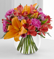 Thank Your Mom for All Her Love and Support with Blushing Blooms from New City Florist