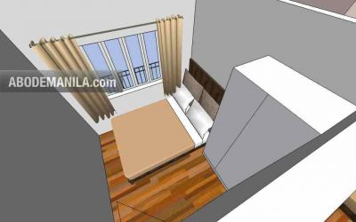 2 Bedroom for Rent in Dansalan Gardens - Mandaluyong