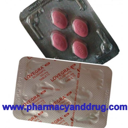 Lovegra (Female Sildenafil Tablets)